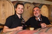Wenn der Wein wieder stiften geht - Oder: was tut Winzer Ferry Schindler im Winter?