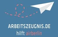 Kostenlose Zeugnisprüfung für alle airberlin-Mitarbeiter