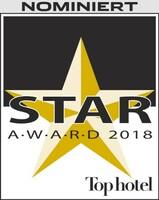 edpep für Top Hotel STAR Award nominiert