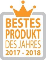 Lillydoo Windeln Gesamtsieger Bestes Produkt des Jahres 2017 / 2018