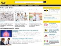 Gelbe Liste Pharmindex Online: Neuerungen in Inhalt und Design