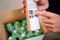 PDR verbessert Recyclingservice für Bauschaumdosen