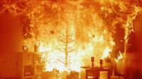 Deutlicher Anstieg von Wohnungsbränden im Dezember