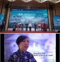 BON Cloud Feature: Studenten der Thangka Rollbild Malerei feiern ihren Abschluss in Shanghai