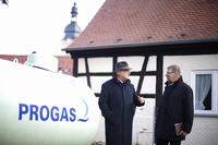 Vielseitiges Flüssiggas - PROGAS bietet kompetente Lösungen im urbanen Bereich.