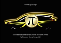 showimage Automarke Pi der NEUTRINO ENERGY GROUP als elektromobile Innovation