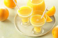 Orangensaft nicht nur zum Frühstück eine gute Wahl
