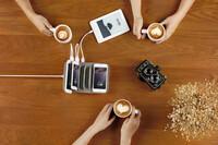 Stressfrei im Urlaub laden: Family Charger Maxi und Mini sowie Power Tower von XLayer versorgen Mobilgeräte mit Strom