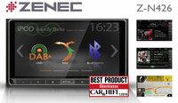 Smarter 2-DIN Entertainer: ZENECs Z-N426 ist Best Product