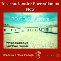 International Surrealism Now 2017/18 Kunstausstellung im Portugal