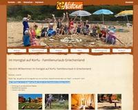 Familienurlaub auf Korfu im Original-Honigtal von ReNatour