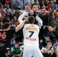 Handball-Bundesliga: HC Erlangen schlägt Leipzig mit 27:26