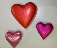 Valentinstag - Geschenke mit Herz von den Schokoschurken