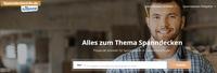 Spanndeckeninfo.de das neue Portal zum Thema Spanndecken