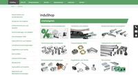 Upgrade des InduShop und der Indunorm Website