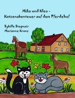 Neues Kinderbuch: Zwei ganz besondere Katzen erobern die Kinderherzen