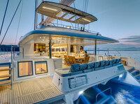 Mit einem Luxus-Katamaran ohne Segelschein um die Baleareninsel Mallorca