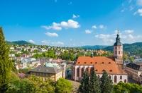 Umweltfreundlich Taxi fahren in Baden-Baden
