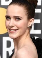 Laura Mercier Styling für Golden Globe Gewinnerin Rachel Brosnahan