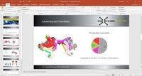 Darstellung von 3D-CAD-Modellen in Powerpoint