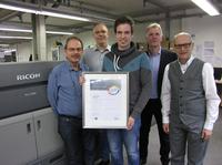 Ausgezeichneter Digitaldruck in Schleswig-Holstein