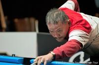 Drei Pool-Billard-Weltmeister in Berlin