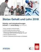 Stotax Gehalt und Lohn 2018 - jetzt inklusive Baulohnabrechnung!