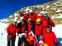 Singles Skiing: Winterurlaub speziell für Solisten