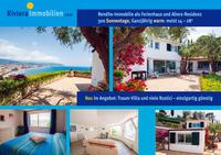 Mit preiswerter Immobilie am Meer doppelt profitieren von hoher Immobilien-Rendite und herrlichem Ferien-Genuss