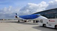 bmi fliegt ab 7. April auch samstags von Rostock nach Stuttgart