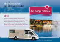 Das Mittelalter erleben, bequem mit dem Wohnmobil reisen