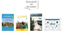 Cornelsen mit vier Lehrwerken zum Schulbuch des Jahres nominiert: Verleihung durch das Georg-Eckert-Institut auf der didacta Bildungsmesse in Hannover
