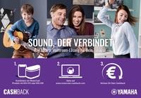 Jetzt noch zuschlagen und 180 Euro sichern: Yamaha verlängert Cashback-Aktion für MusicCast Produkte plus Streaming-Lautsprecher