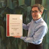 Ziser Hausverwaltung GmbH erhält Auszeichnung