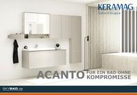 Ein Bad ohne Kompromisse dank Keramg Acanto