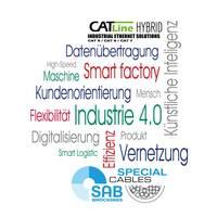Industrial Ethernet Kabel & Leitungen CAT 6 & CAT 7