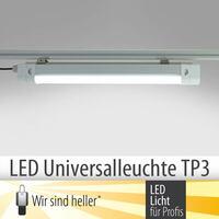 LED Universalleuchte TP3 setzt neue Maßstäbe in der Beleuchtung