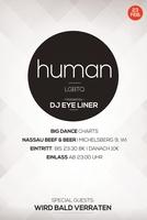 Human - LGBTQ // Neue Party für gays and friends in Wiesbaden