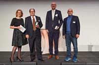 Deutsche Lichtmiete gewinnt Deutschen Exzellenz-Preis - Presseinformation der Deutschen Lichtmiete