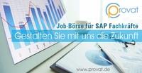 PROVAT Spezialgebiet  - Vermittlung von SAP-Fachkräften