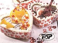 Der Valentinstag als lohnenswertes Zusatzgeschäft in Bäckerei, Konditorei und Confiserie