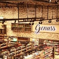 3.000 m² Genussparadies im Industrial-Look