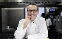 Ladina fertigt eine Padella nach Massimo Botturas Geschmack