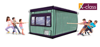 Schulcontainer neu gedacht: Die X-class Line von AMTRA - Eine Klasse für sich