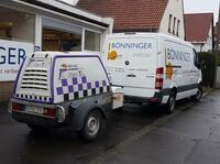 Malerbetrieb Bönninger investiert in Hochdruckreiniger