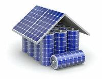 Ein Norddach erzeugt Solarstrom - zur Eigenstrom Nutzung