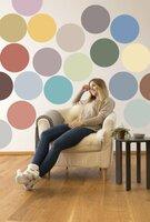 Neue ökologische Profi-Lehmfarbe von AURO - Harmonische Farbwirkung mit gutem Wohnklima