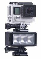 Somikon Unterwasser-LED-Licht für Action-Cams FVL-360.uw