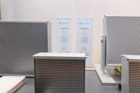 Saubere Luft am Arbeitsplatz und zu Hause