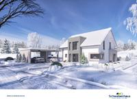 Preisvorteil bei Schwabenhaus: neun Winter-Aktionshäuser